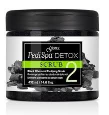 Pedi Spa peeling do stóp Detox